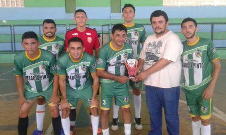 Escola Nazaré Guerra vence a etapa Sefor 1 do torneio Mestres no Esporte