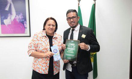 Novo Fundeb: Anizio Melo articula apoio de deputados e senadores em Brasília