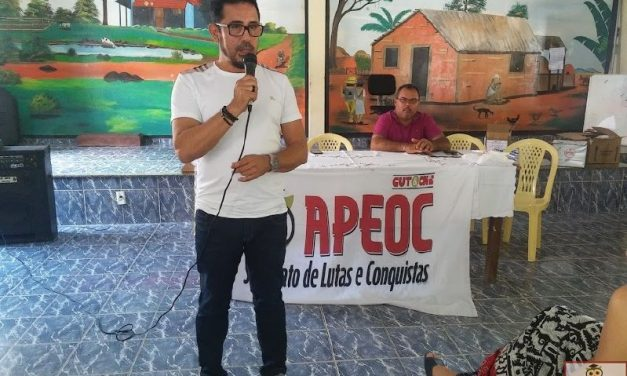 """Varjota: Anizio Melo participa de Dia """"D"""" da Educação"""