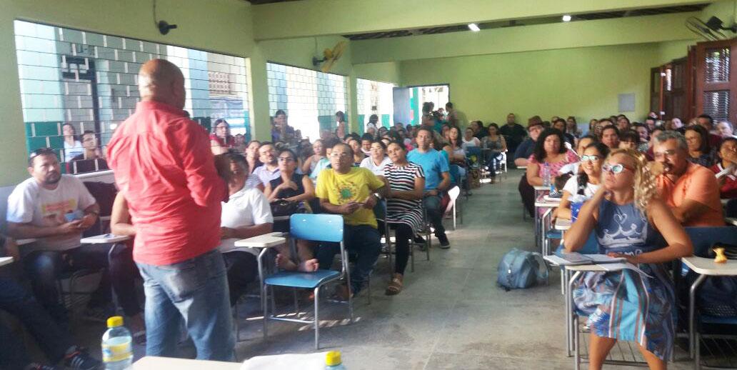 Pacatuba: Assembleia Geral discute Reajuste Salarial e PCCR