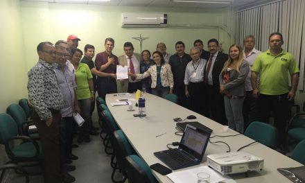 Entidades entregam proposta de Novo Issec para Governo