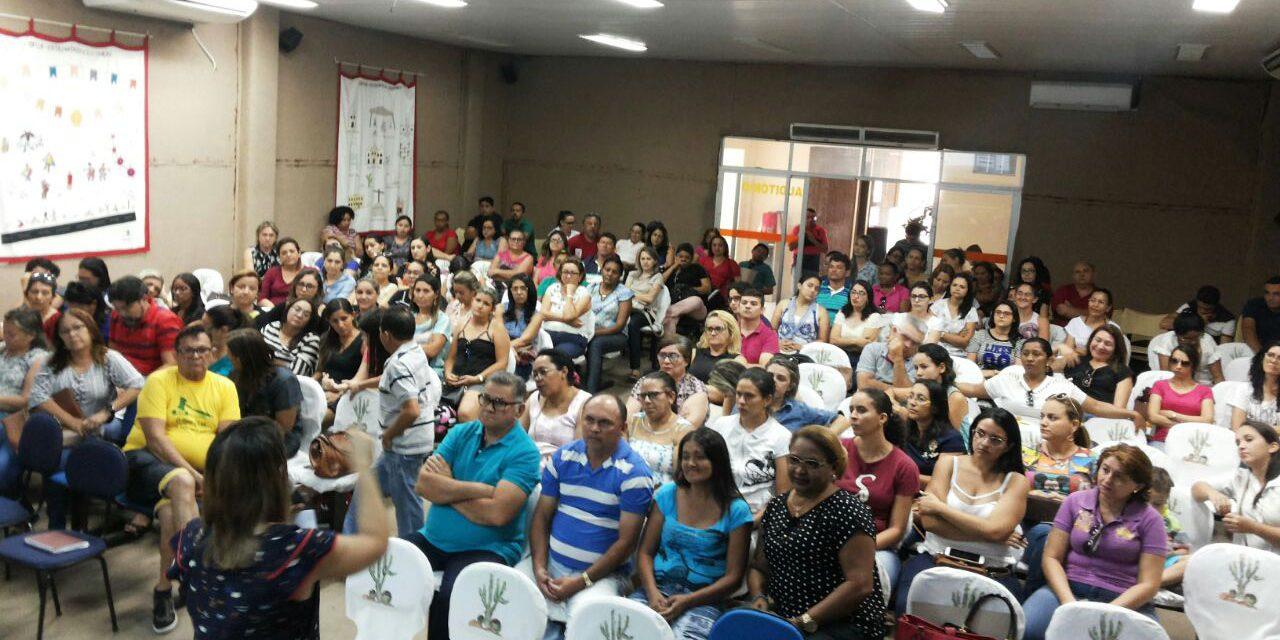 Tauá: Assembleia encaminha propostas da categoria à Prefeitura