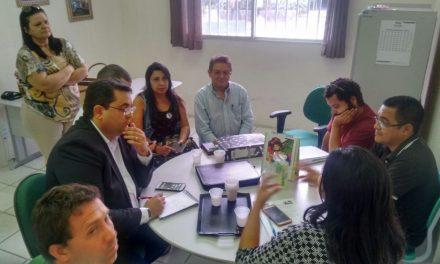 Pacatuba: Audiência com secretária da Educação encaminha pleitos da categoria