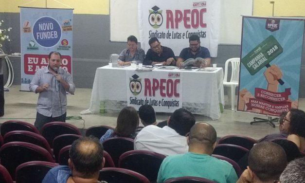 Encontros da Assembleia Geral terminam nesta segunda (04) em Fortaleza