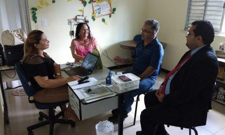 Itaiçaba: Reunião com secretária de Educação discute pautas da categoria