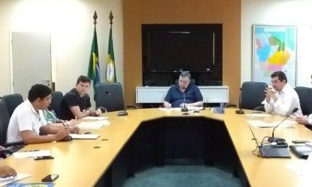 Novo Issec: Representantes de servidores têm audiência na Seplag