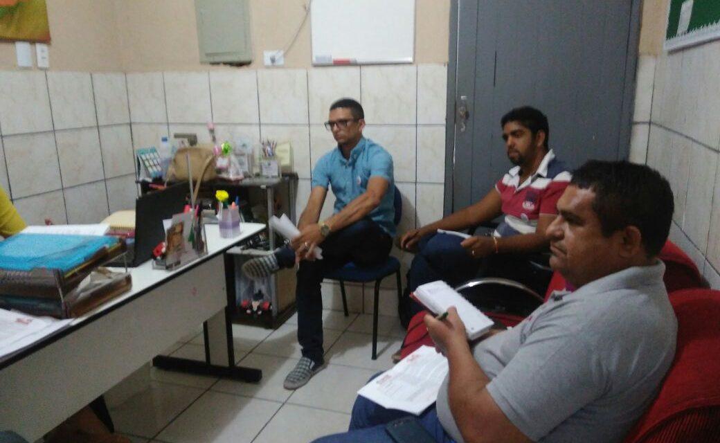 Parambu: Sindicato APEOC tem audiência com secretária de Educação