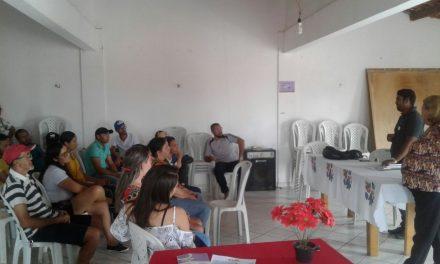 Parambu: Assembleia define Pauta de Lutas de 2018