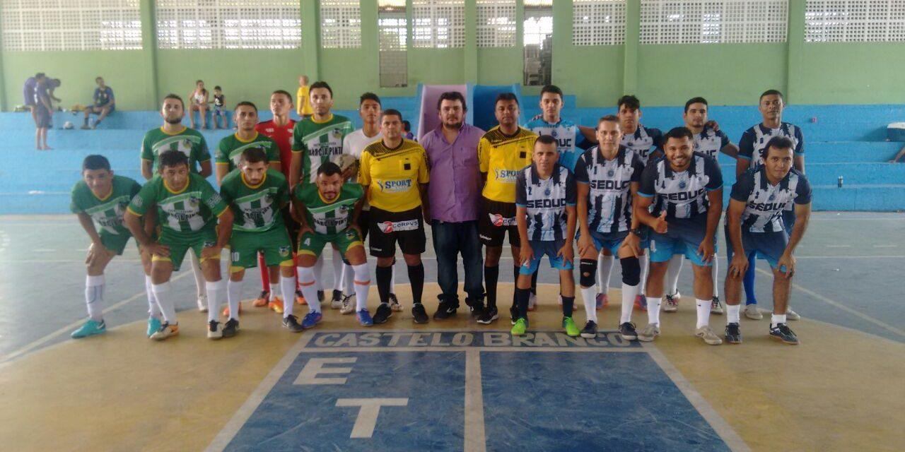 Equipes disputam final do Torneio Mestres no Esporte