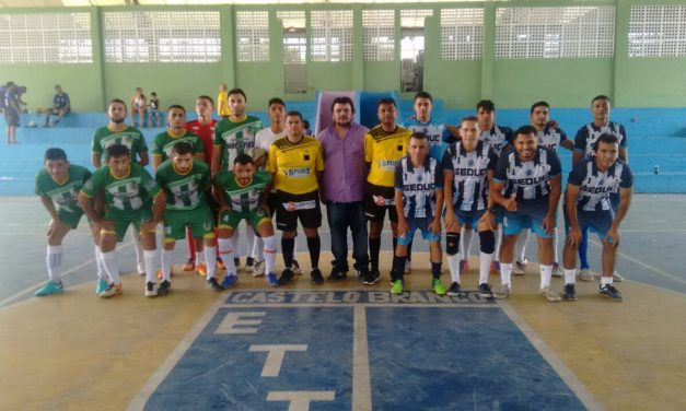 Equipes disputam final do Torneio Mestres no Esporte