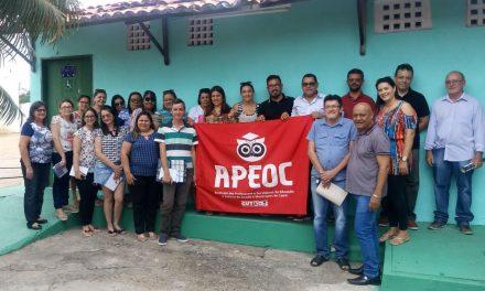 Groaíras: Eleita Comissão Municipal do Sindicato APEOC