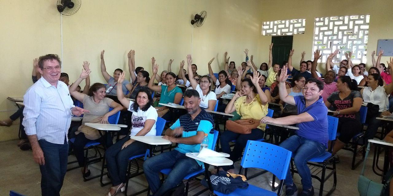Maranguape: Sindicato cobra convocação de concursados