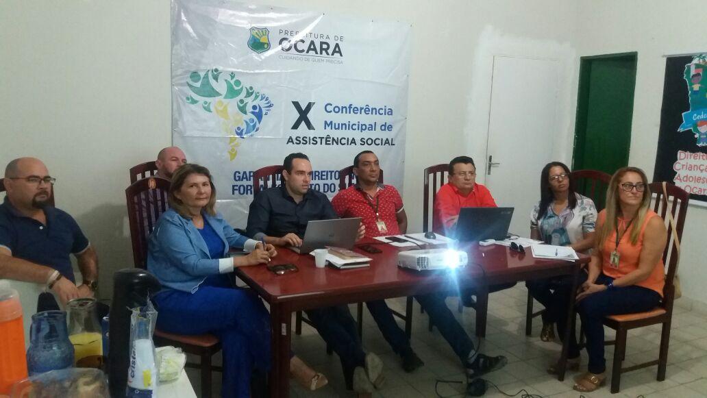 Ocara: Reajuste Salarial é concedido em audiência com Prefeitura