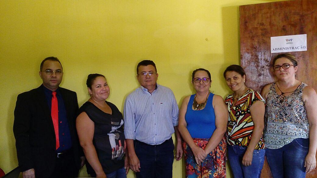 Abaiara: Comissão Municipal tem audiência com Prefeitura