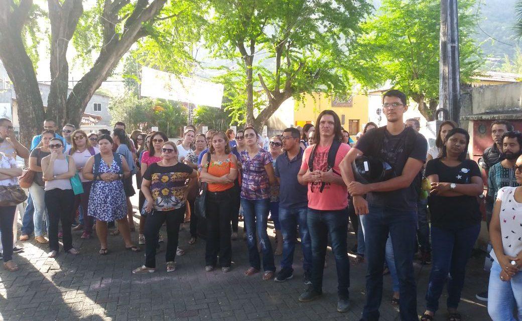 Pacatuba: Assembleia discute encaminhamentos da reunião com secretária de Educação