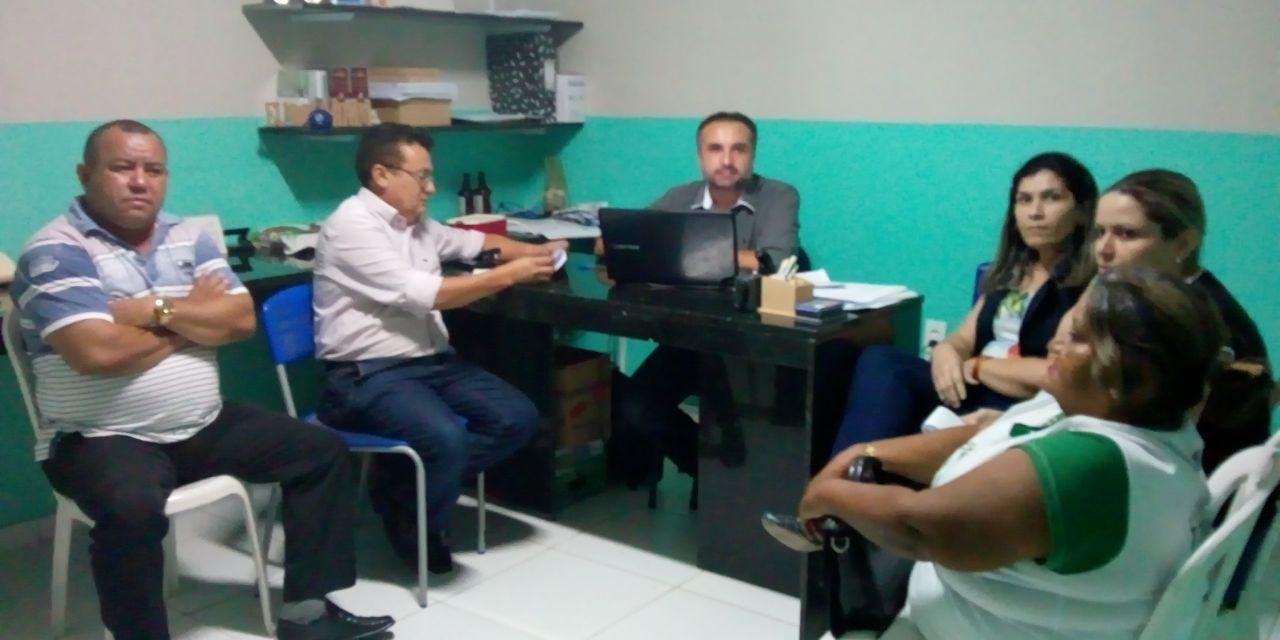 Umirim: Sindicato APEOC cobra reajuste salarial em audiência