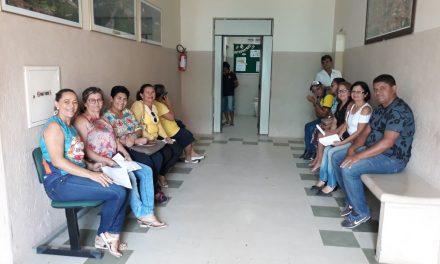 Araripe: Sindicato APEOC cobra audiência com prefeito