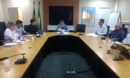 ISSEC: Negociação avança em audiência com secretário de Planejamento