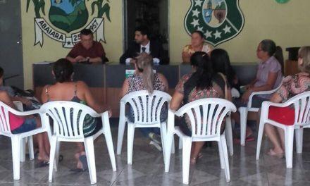Abaiara: Sindicato APEOC consegue reverter remoções irregulares