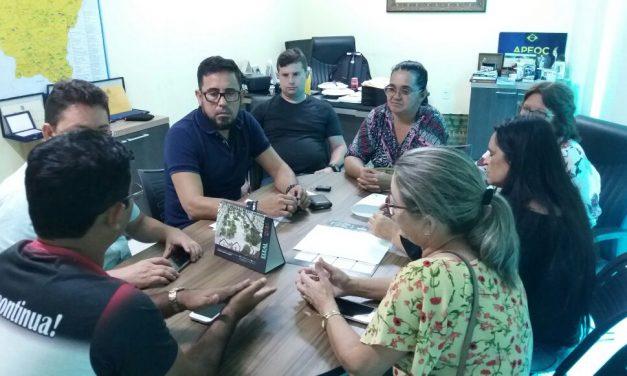 Itatira: Direção Estadual e Comissão Municipal discutem jornada de lutas