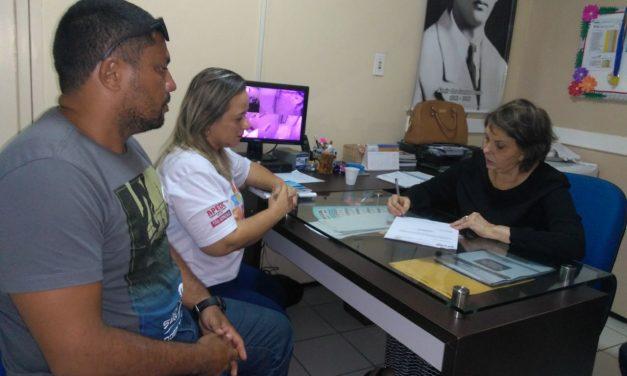 São Gonçalo: Vice-presidente da Comissão Municipal é liberado pra luta