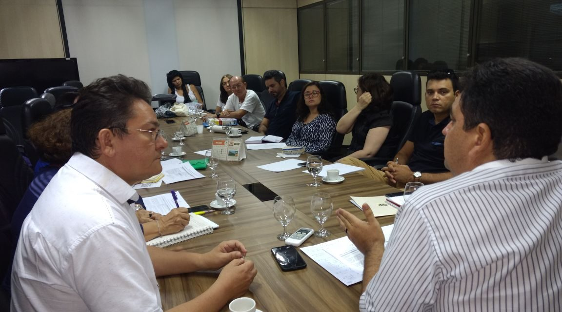 CEJAs: Reunião encaminha demandas de revitalização