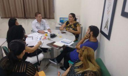 Pacatuba: Comissão Municipal participa de audiência com secretária de Educação