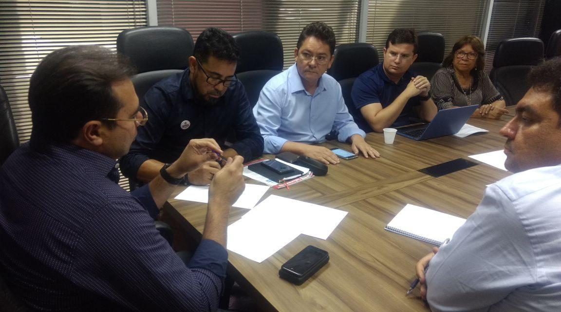 Plantão de Negociação: Sindicato APEOC cobra da Seduc, Seplag e Casa Civil o atendimento à pauta da categoria