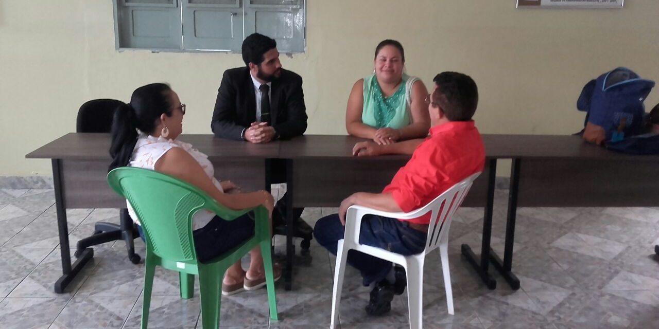 Abaiara: Sindicato APEOC cobra efetivação de pauta da categoria