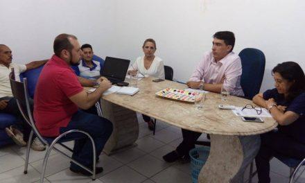 Chorozinho: Sindicato APEOC encaminha pautas em Mesa de Negociação