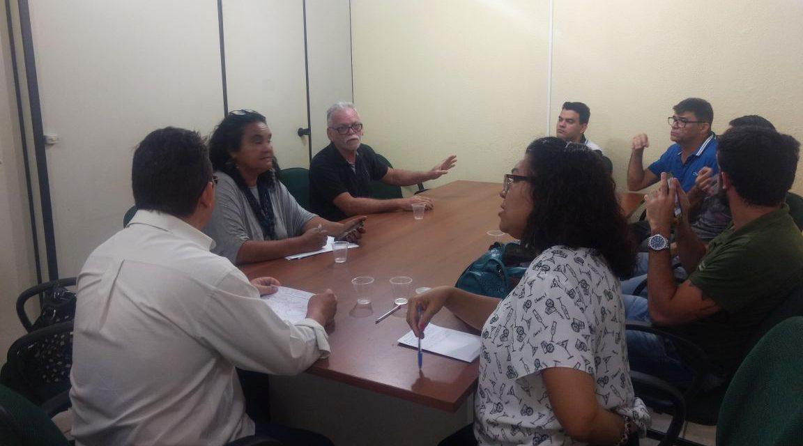 Coletivo de Educação Especial e Inclusiva encaminha demandas