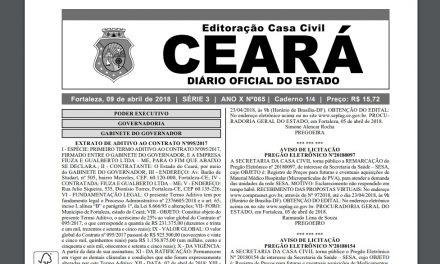 Promoção por Titulação: Publicados mais de 1.700 novos atos no Diário Oficial