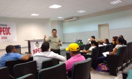 São Gonçalo: Assembleia Geral encaminha demandas da categoria