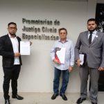 Sindicato APEOC vai ao MP denunciar ameaças a professor da rede estadual