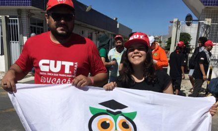 Sindicato APEOC apoia Greve Nacional dos Petroleiros
