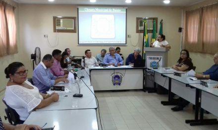 Baixio: APEOC participa de sessão na Câmara e conquista linearidade no reajuste salarial