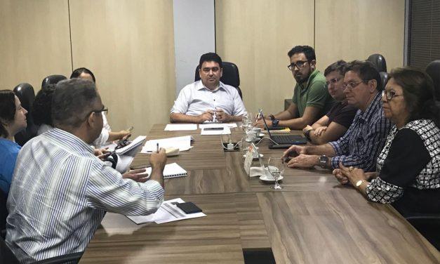 Mesa de Negociação Seduc e Apeoc discute e encaminha pendências da Campanha Salarial 2018