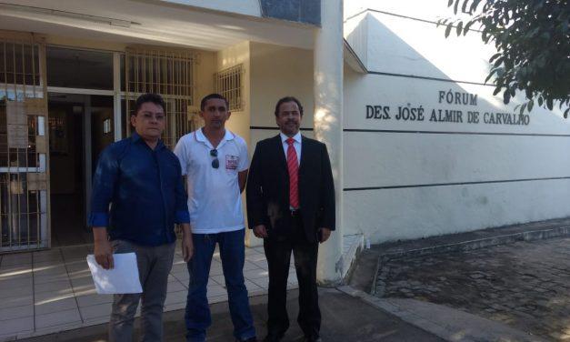 Pedra Branca: Assessoria jurídica encaminha demandas