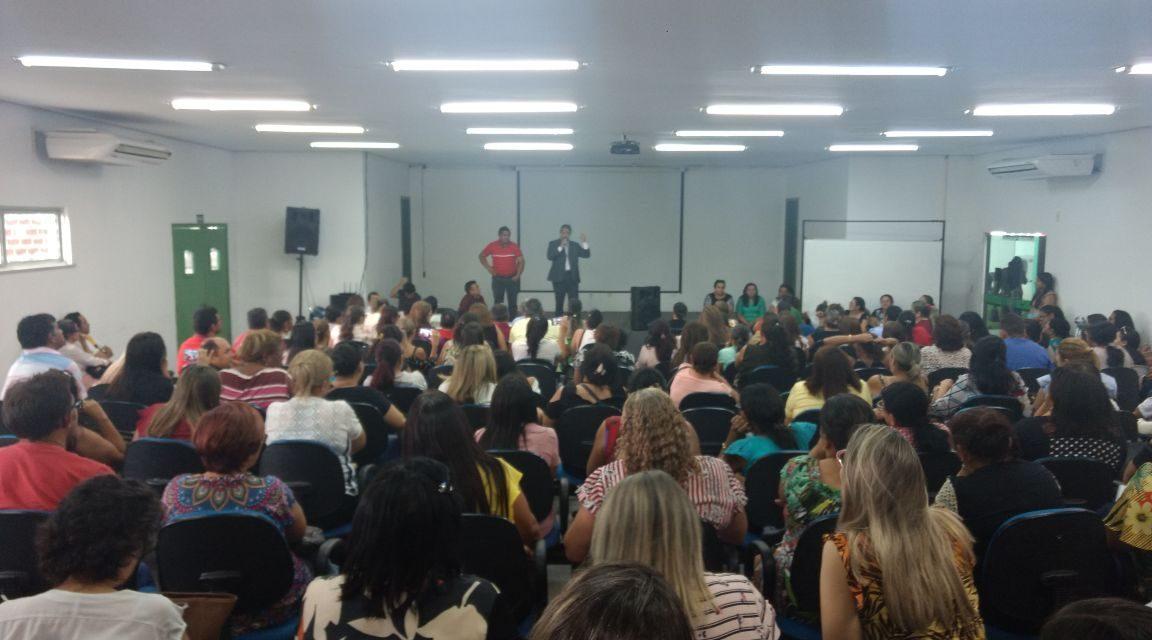 Tauá: Assembleia discute Reajuste Salarial e precatório do Fundef
