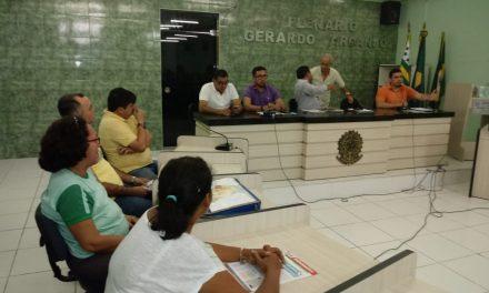 Santana do Acaraú: Plenária debate Precatórios e Financiamento da Educação