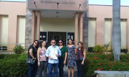 Maranguape: APEOC e professores reivindicam convocação