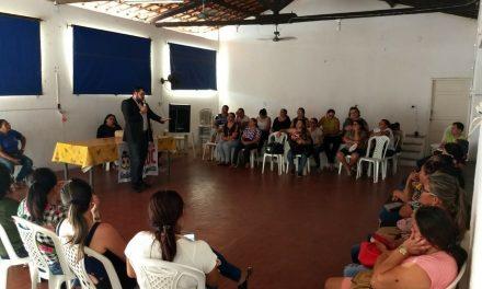 Boa Viagem: APEOC participa de reunião em Prefeitura sobre demandas da categoria