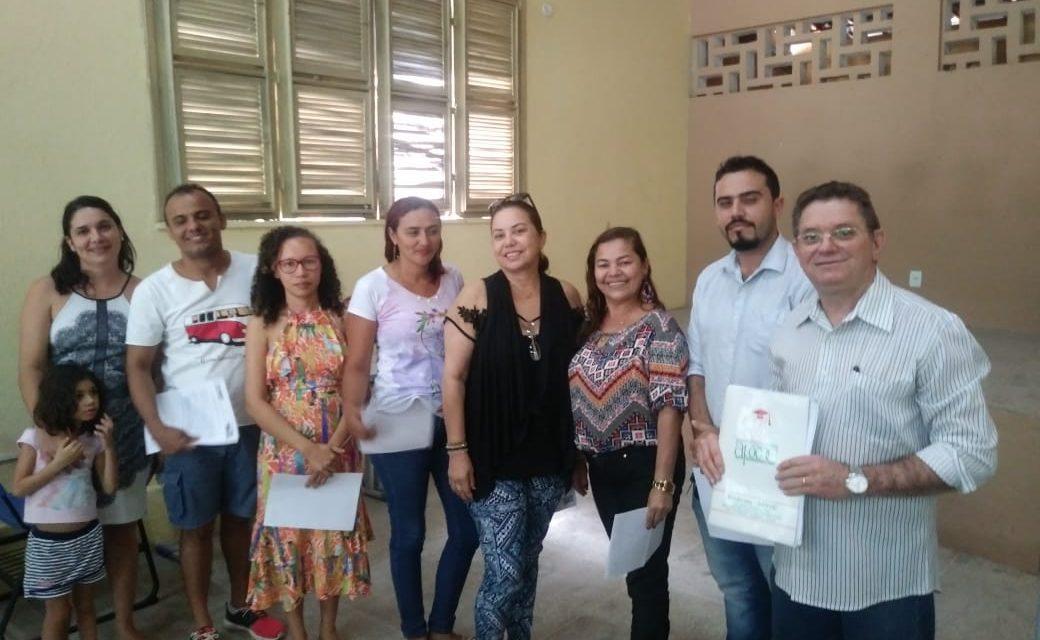 Maranguape: Professores elegem comissão municipal da APEOC