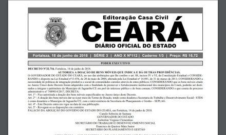 Promoção por Titulação: Diário Oficial publica novos atos