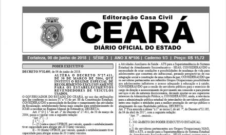 Nomeações de Coordenadores e Diretores Escolares são publicadas no Diário Oficial