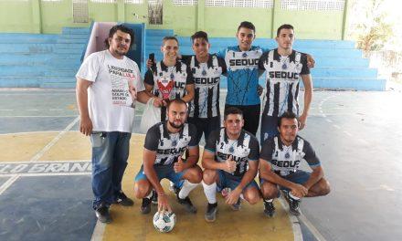 Equipe Seduc vence esquenta do torneio Mestres no Esporte