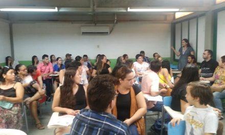 Maranguape: Plenária discute estratégias de luta por pautas da categoria
