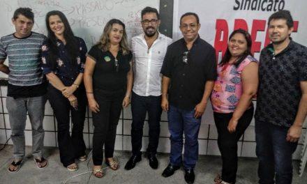 Morrinhos: Nova Comissão Municipal da APEOC tomou posse no município