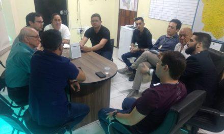Sindicato APEOC recebe o CENTEC e professores técnicos das Escolas Profissionalizantes do Ceará
