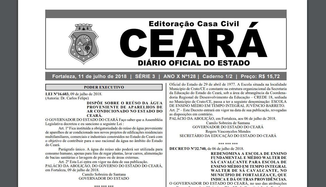 Publicado decreto que dispõe sobre recadastramento e suspensão de benefício
